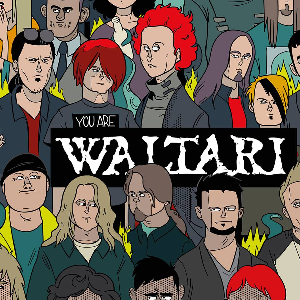 YOU ARE WALTARI (2015)